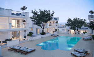 Toàn cảnh dự án Vista Limassol