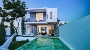 Biệt thự Aria Residences Đảo Síp