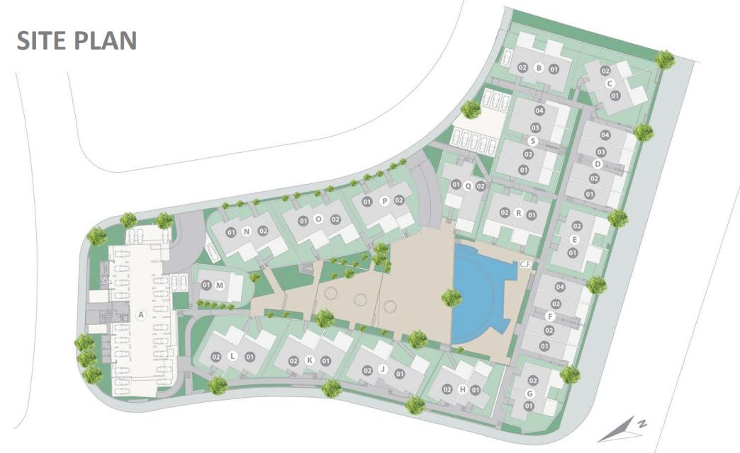 Bản vẽ dự án Oasis Park