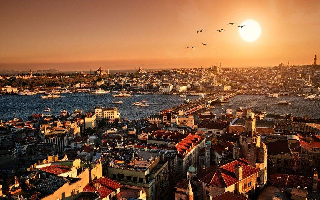 Hình ảnh cảng biển tại Síp