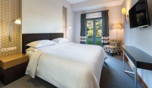 Thiết kế phòng ngủ dự án căn hộ nghỉ dưỡng Sheraton Cascais Resort