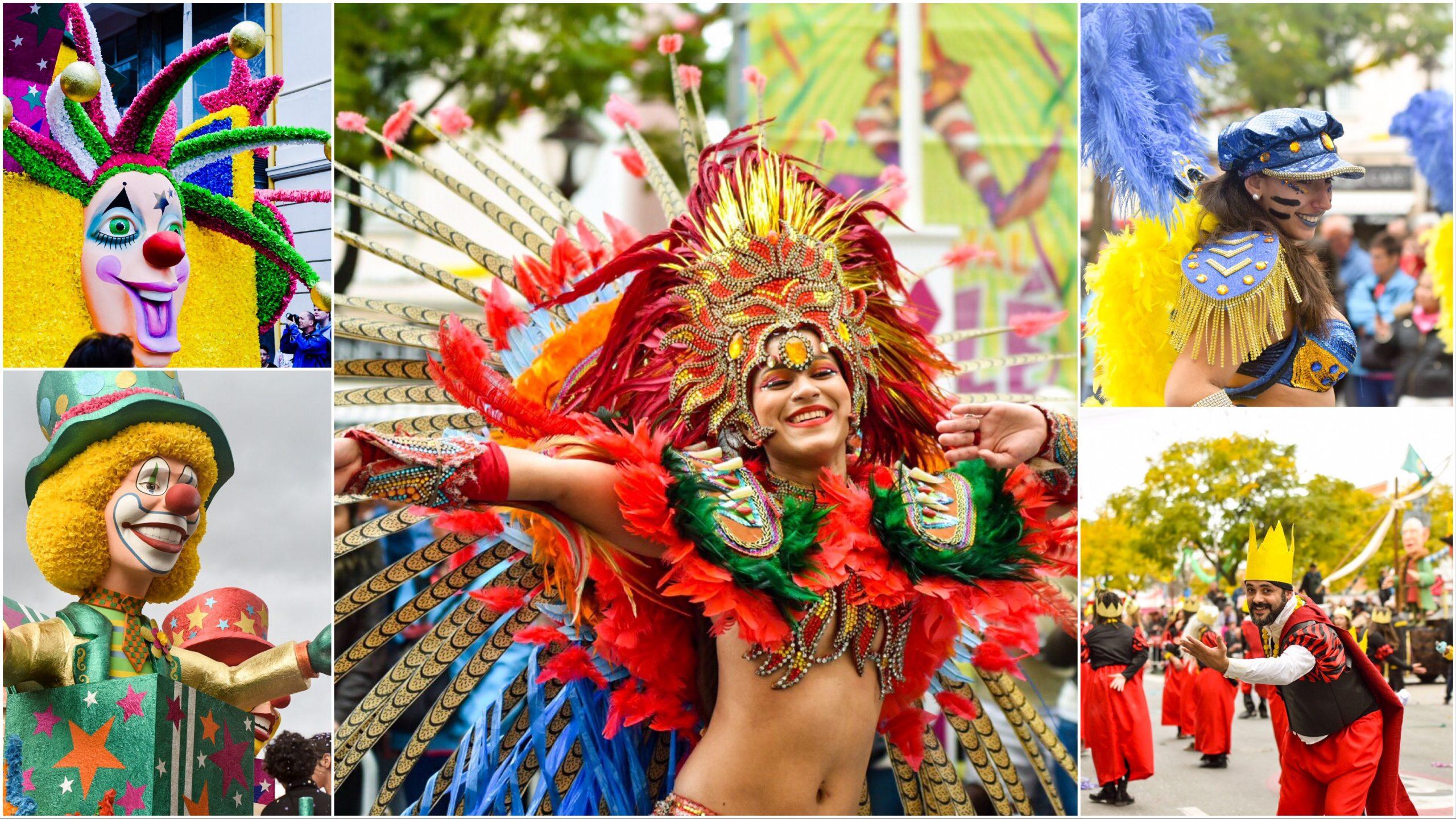 Bồ Đào Nha - Đất nước của những lễ hội.