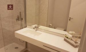 Thiết kế nhà tắm sang trọng của dự án.