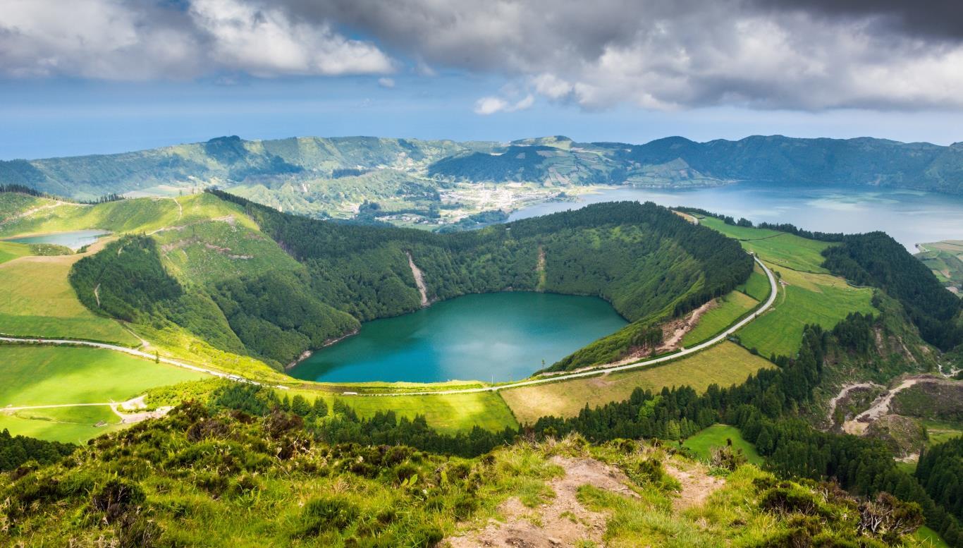 Vẻ đẹp hoàn mỹ của thiên nhiên tại Bồ Đào Nha.