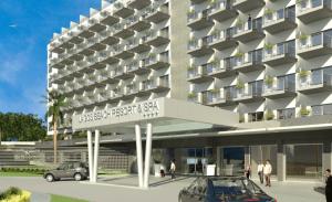 Tổng quan dự án Lagos Beach Resort & Spa.