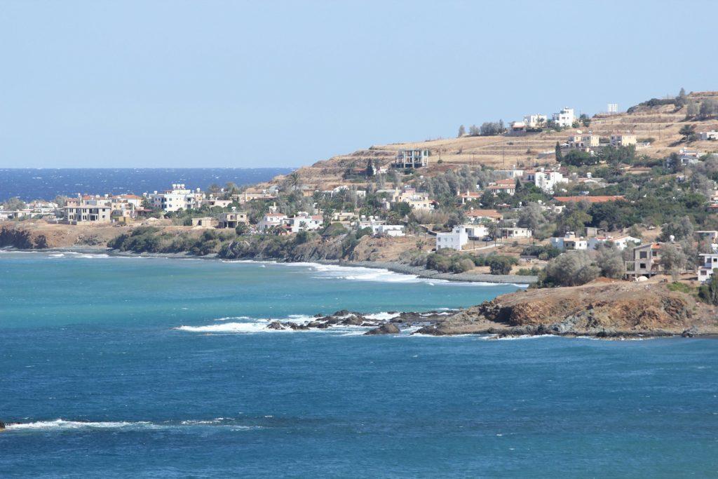 Paphos thành phố biển tuyệt đẹp.