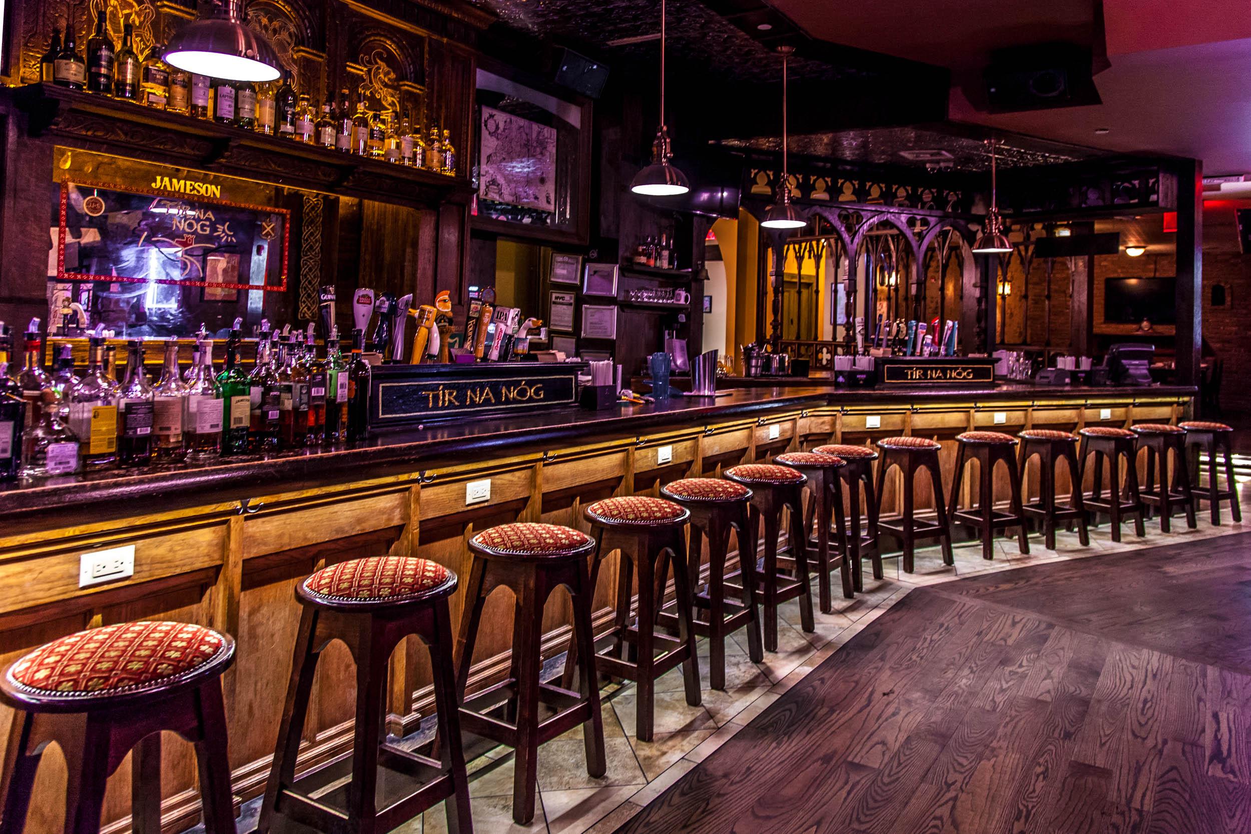 Tiện ích quầy Bar tại dự án