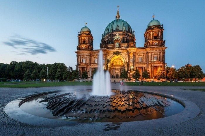 Nhà thờ chính tòa Berlin