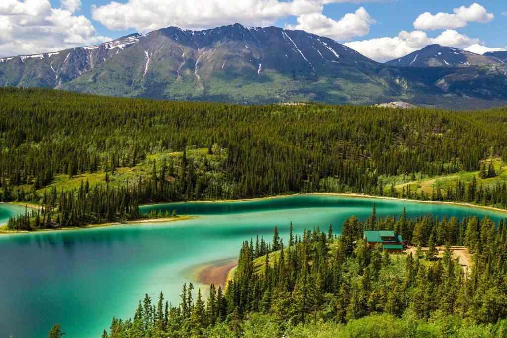 cuộc sống ở canada - thiên nhiên