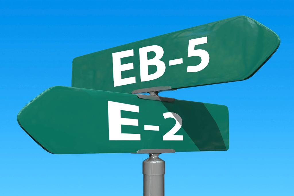 visa E2 vs EB5
