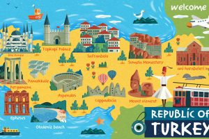 Turkey destination