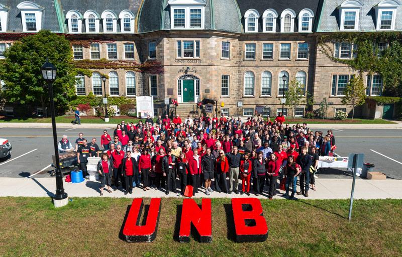 Đại học tại New Brunswick