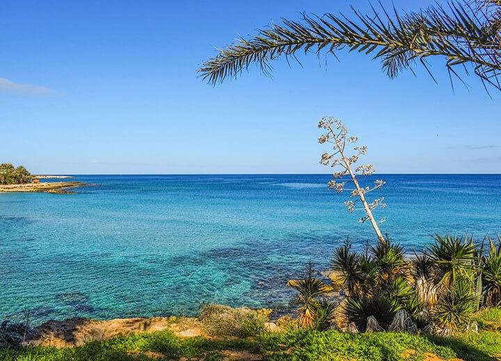 thời tiết khí hậu tại Síp