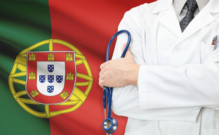 Healthcare in Portugal