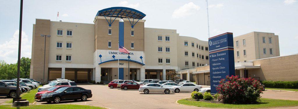 Grenada hospitals