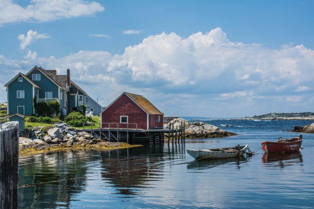Định cư Nova Scotia