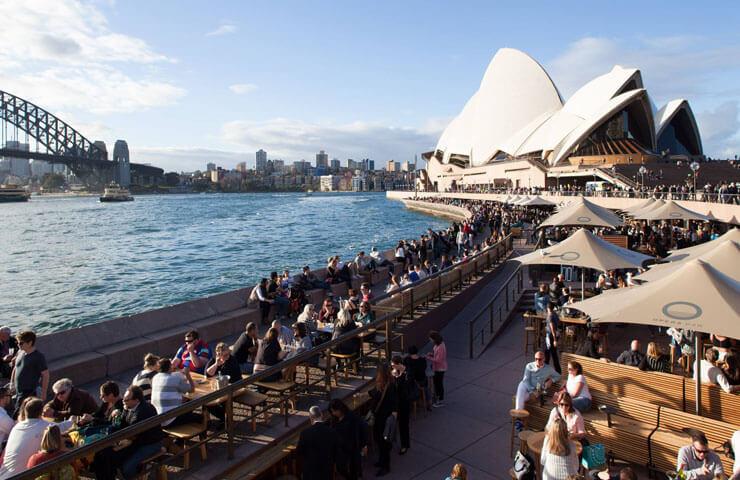 Chi phí sinh hoạt tại Úc